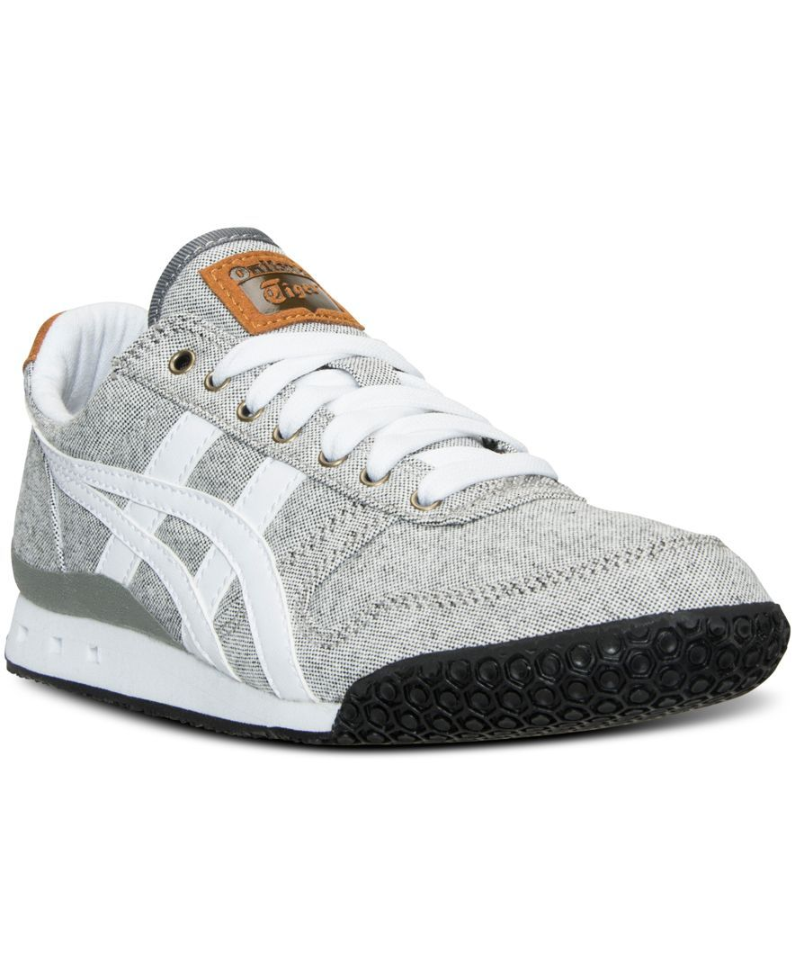 a42e7fea6 Asics Women s Ultimate 81 Casual Sneakers from Finish Line - Finish Line Athletic  Shoes - Shoes - Macy s