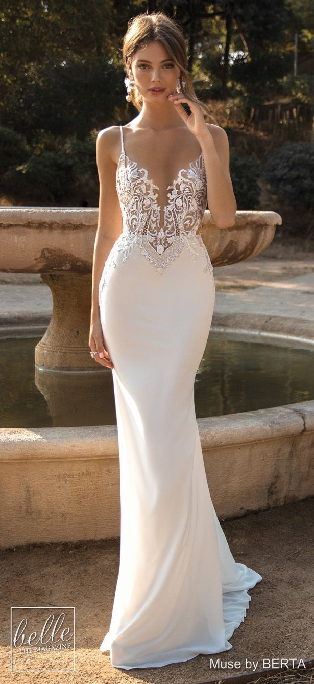 Photo of MUSE by BERTA Wedding Dresses 2019 – Barcelona Bridal Collection