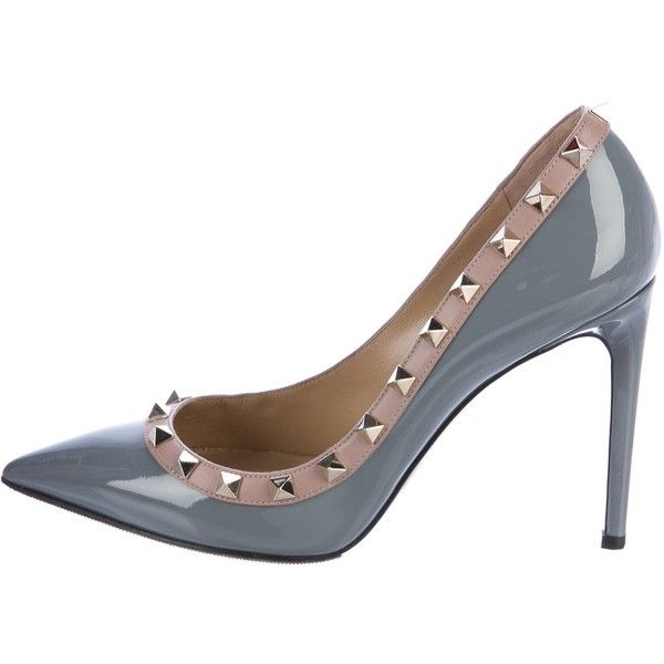 Pre-owned - Rockstud patent leather heels Valentino Get Authentic Reliable rTxGSYqxo