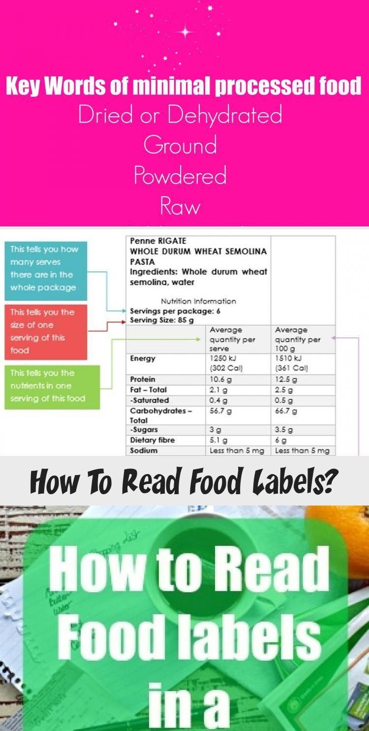 Minimal Processed Food Quote Healthquote Foodquote Food Nutrition Foodanddrinkquotes In 2020 Reading Food Labels Processed Food No Dairy Recipes