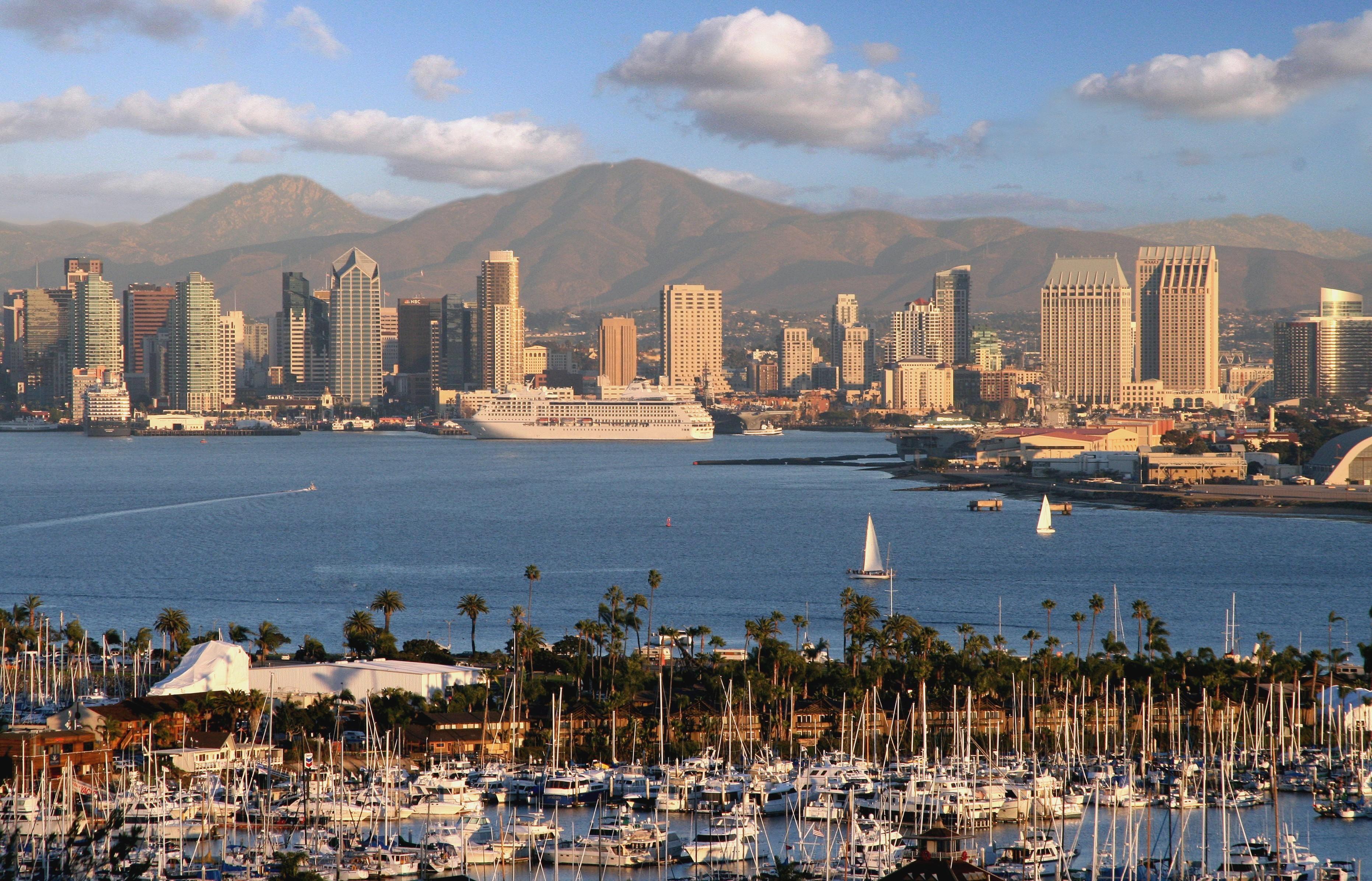San Diego Wallpaper High Definition ~ Desktop Wallpaper Box | San diego  neighborhoods, Travel usa, Charleston attractions