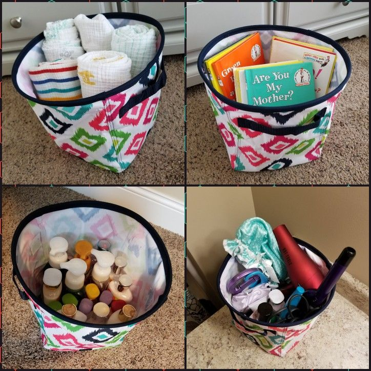 Mini Storage Bin Ideas Www Shopwithmarci Com Thirty One