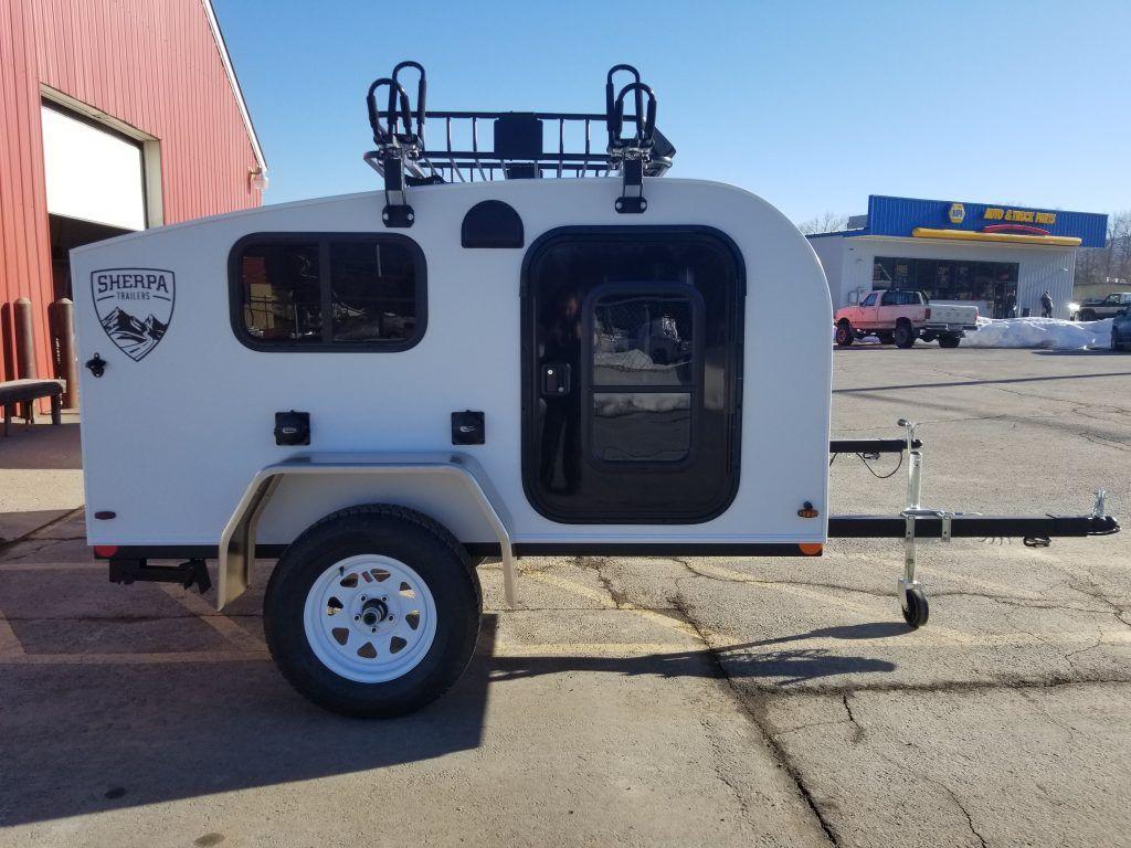 The Yeti Teardrop trailer, Overland trailer, Off road