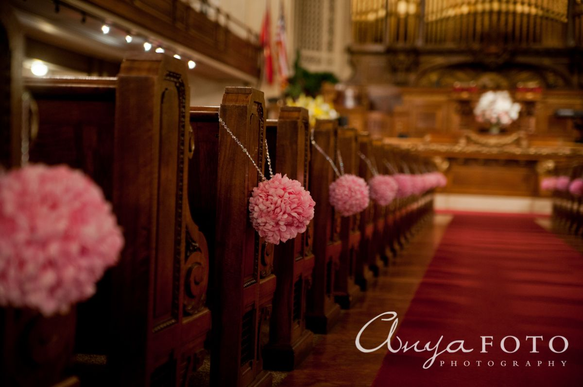 Wedding Ceremony Decor Anyafoto Wedding Church Wedding Indoor