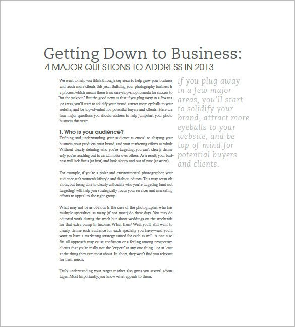1000+ ιδέες για Business Plan Template Word στο Pinterest - download business proposal template