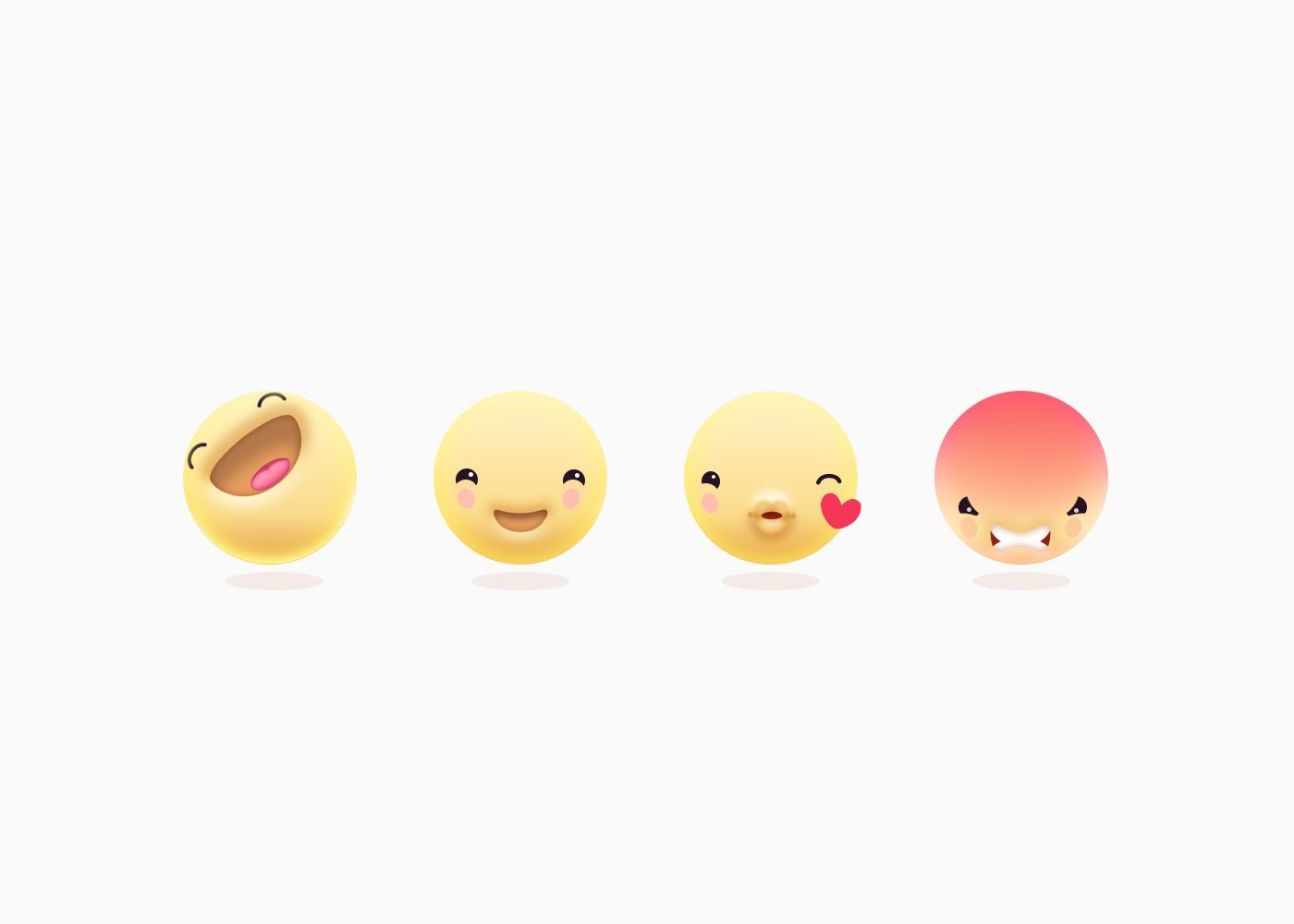 Emoji On Behance Emoji Design Motion Design Animation Icon Emoji