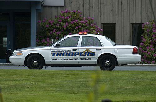 Alaska State Police State Trooper Ford Police Police Cars