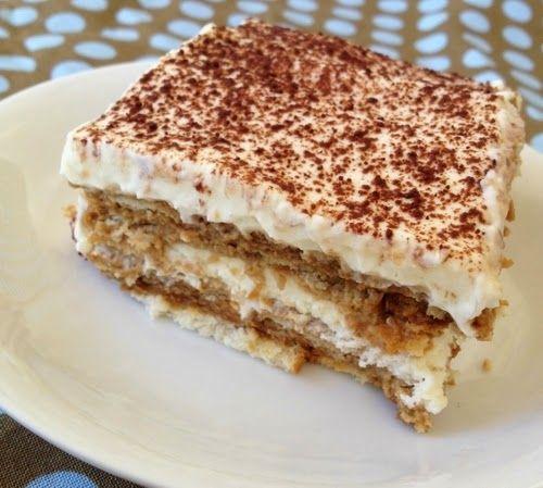 المذاق الشرقي كيكة النسكافيه الباردة Middle Eastern Desserts Arabic Dessert Baking