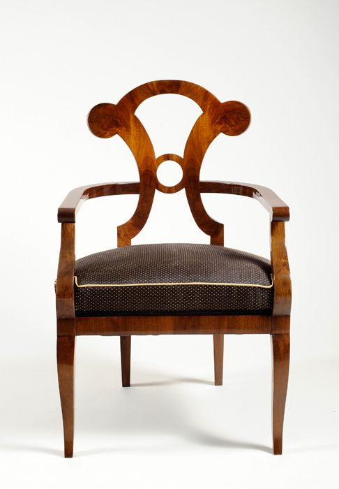 Charmant Biedermeier Chair