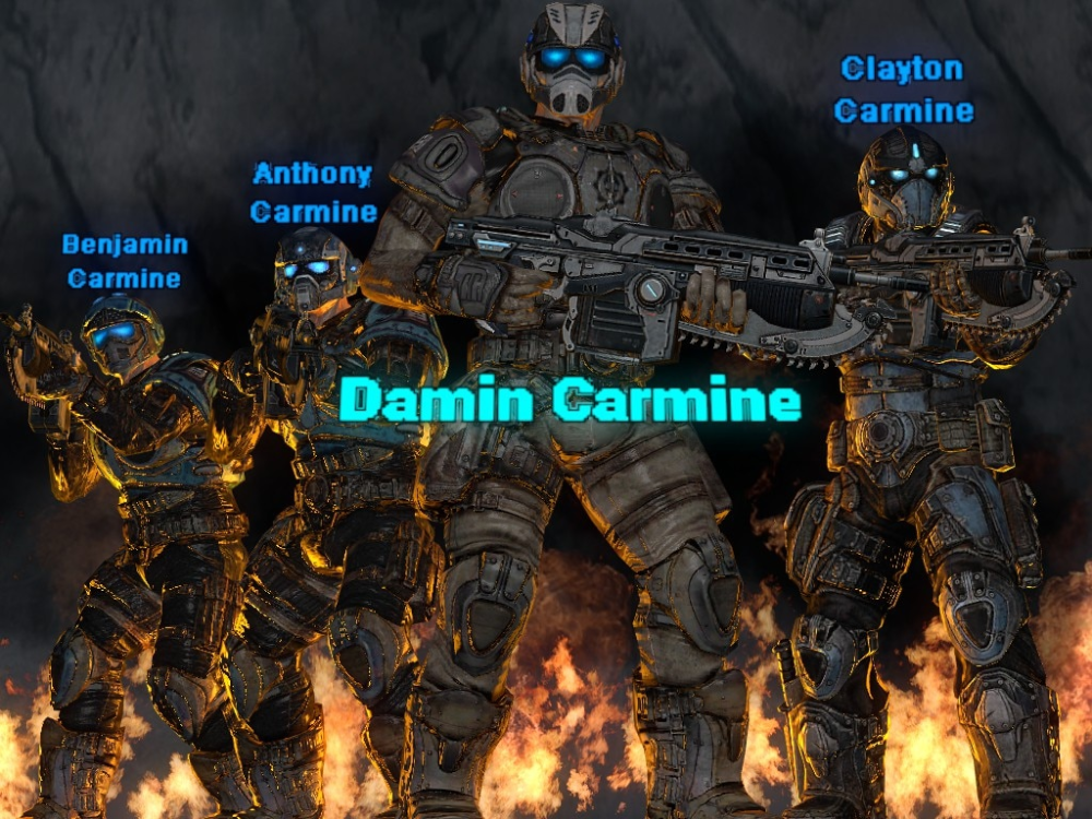 Pin By Jacob Miller On Gow In 2020 Gears Of War Carmine Clayton Carmine