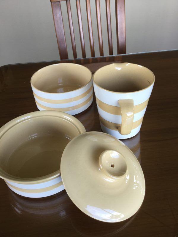 Cornish Gold Judith Onions Era items. & Cornish Gold Judith Onions Era items. | T.G Green / Cornishware ...