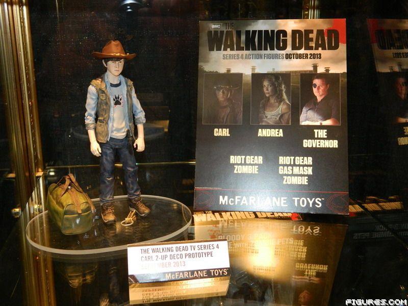 The Walking Dead TV Series 4 Figures