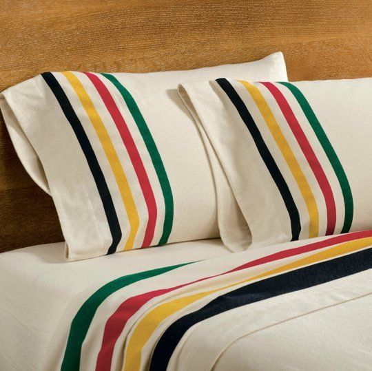 The Best Flannel Sheets You Can Buy Now Hudson Bay Blanket Park Blanket Sheet Sets Queen