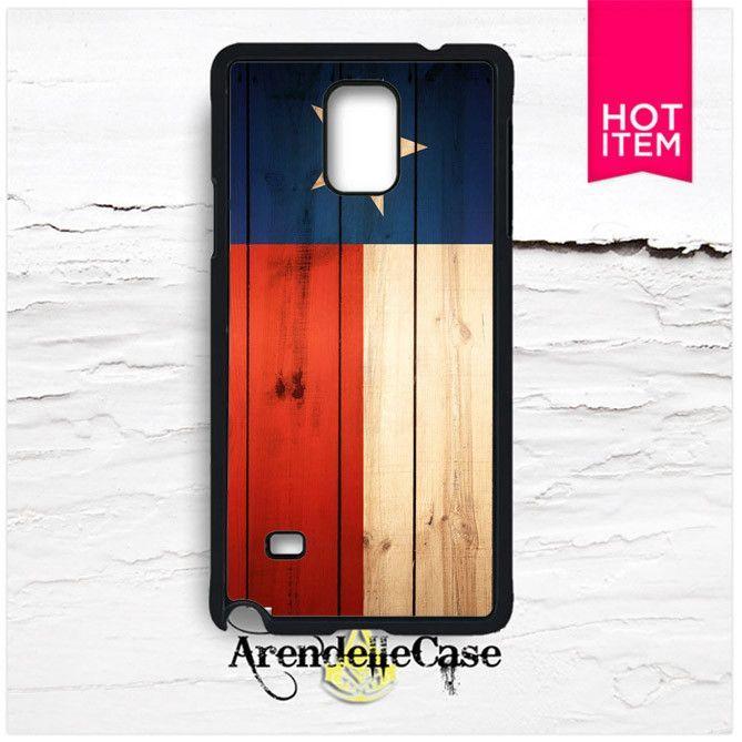 Texas Flag Samsung Galaxy Note 4 Case