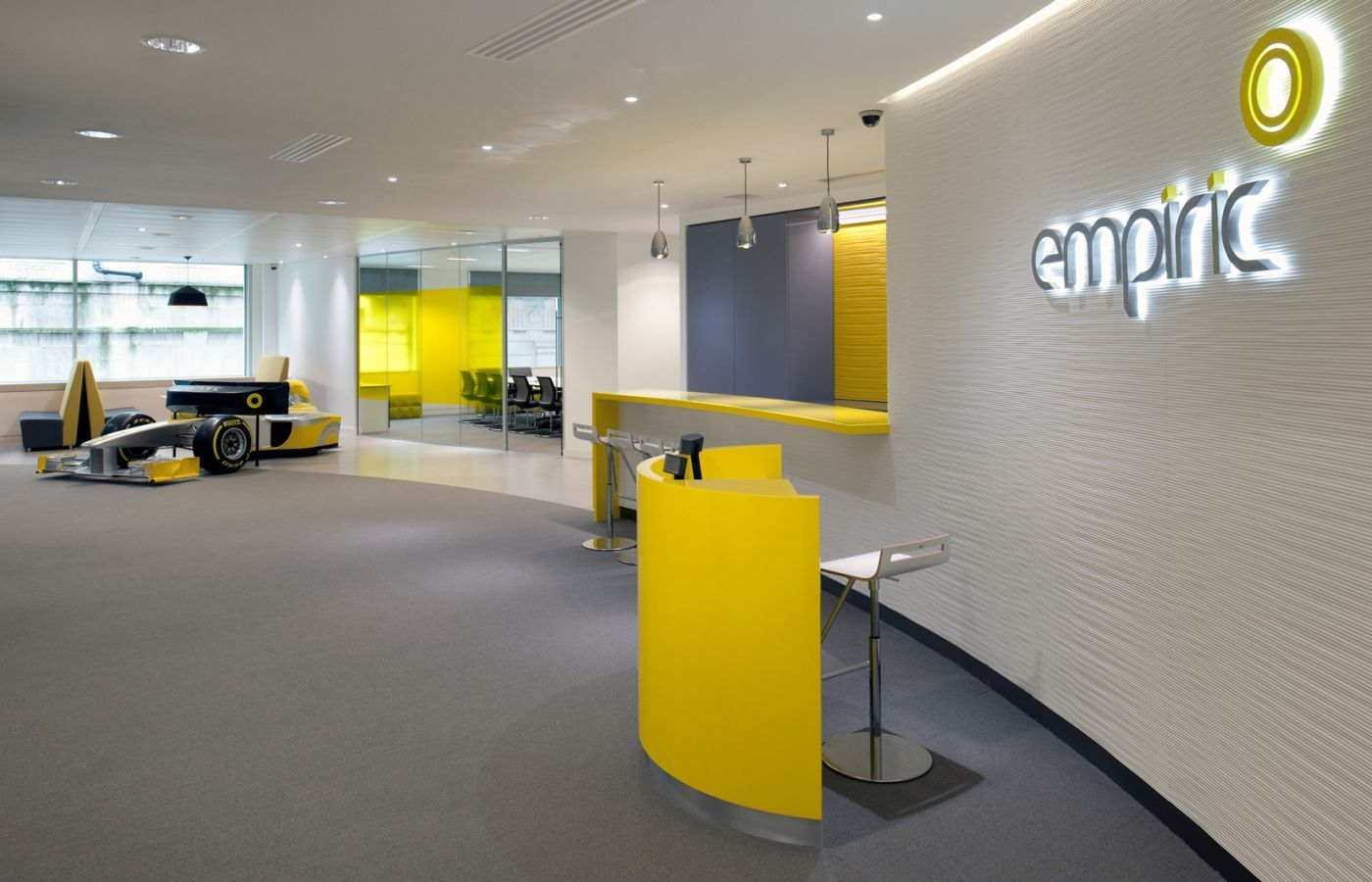 inspirational office. Inspirational Office Design | Gallery F