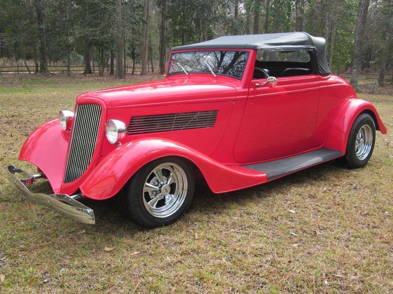 1934 Ford cabriolet for sale by Owner - Columbia , SC | OldCarOnline ...