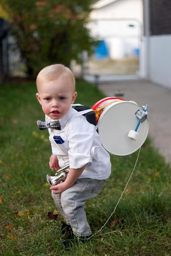 One man band halloween costumes diy also creative for kids project tutorial rh pinterest