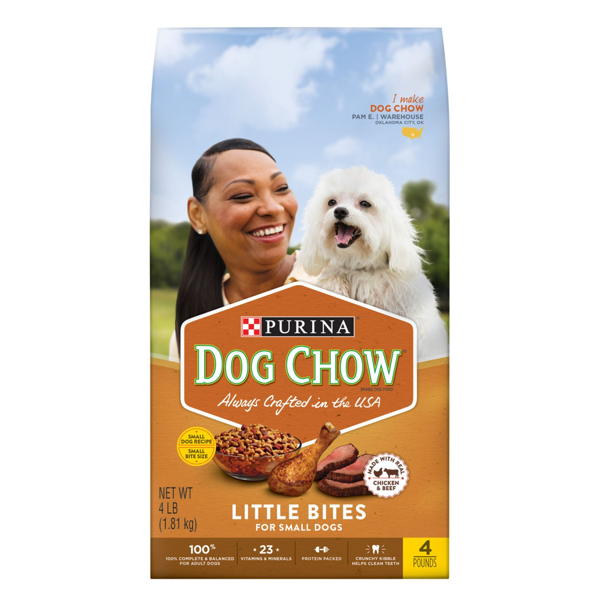 Purina Dog Chow Little Bites Dog Food Purina Dog Chow Dry Dog