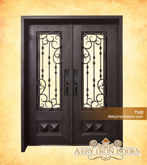 The Retreat You Need At Le Sources De Caudalie: Abby Iron Doors (With Images)