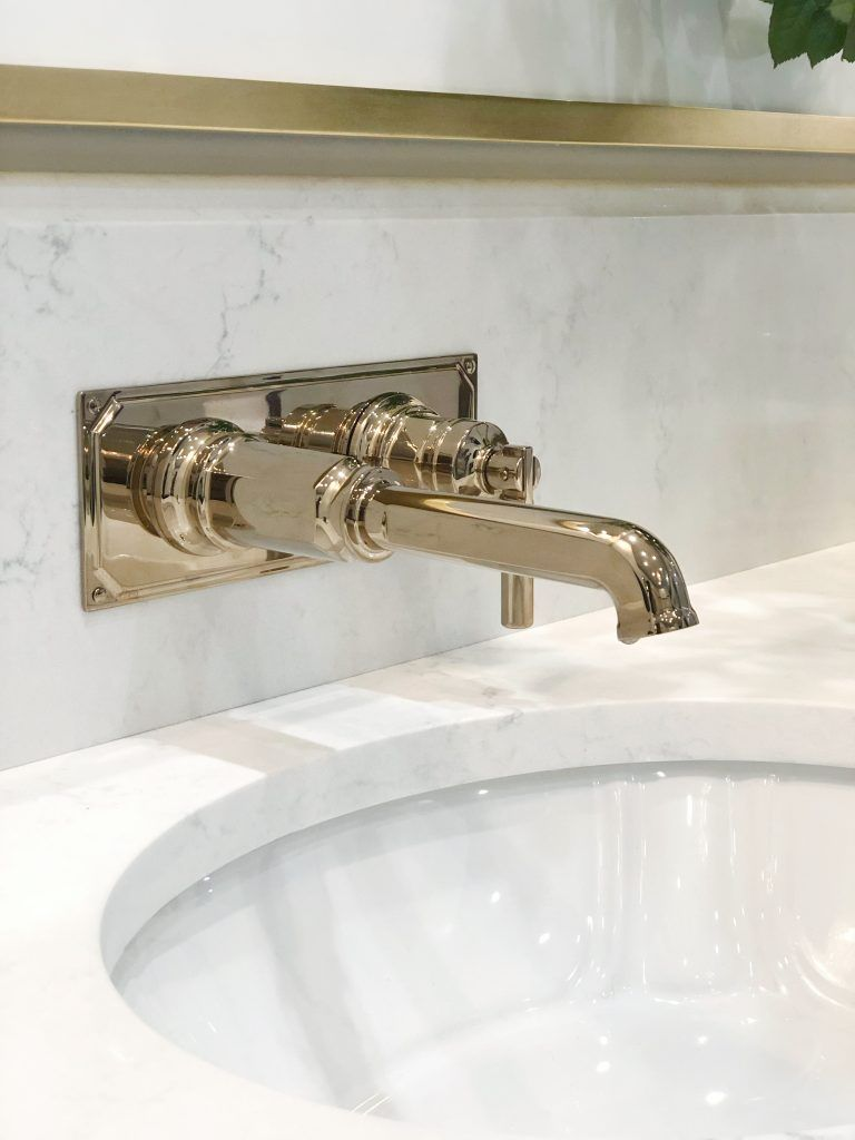 What S Inspiring Me Kbis 2019 Wall Mount Faucet Bathroom