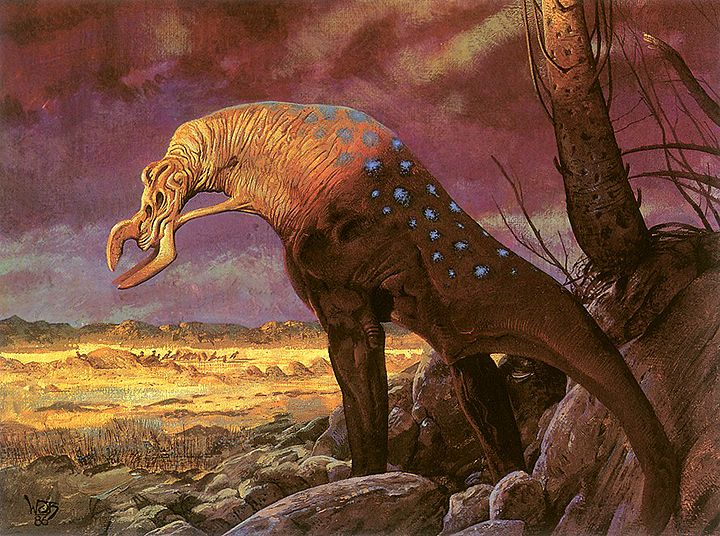 Wayne Barlowe | Spec Animals | Pinterest | Creatures ...