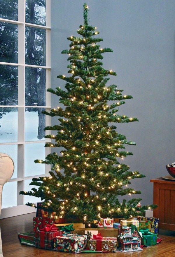 Prelit christmas trees wonderful