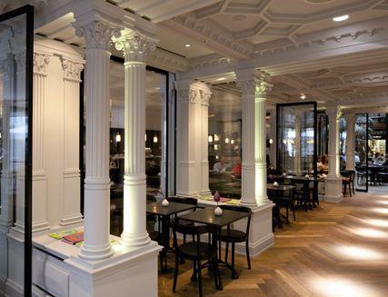 München - Cafe Luitpold Restaurant