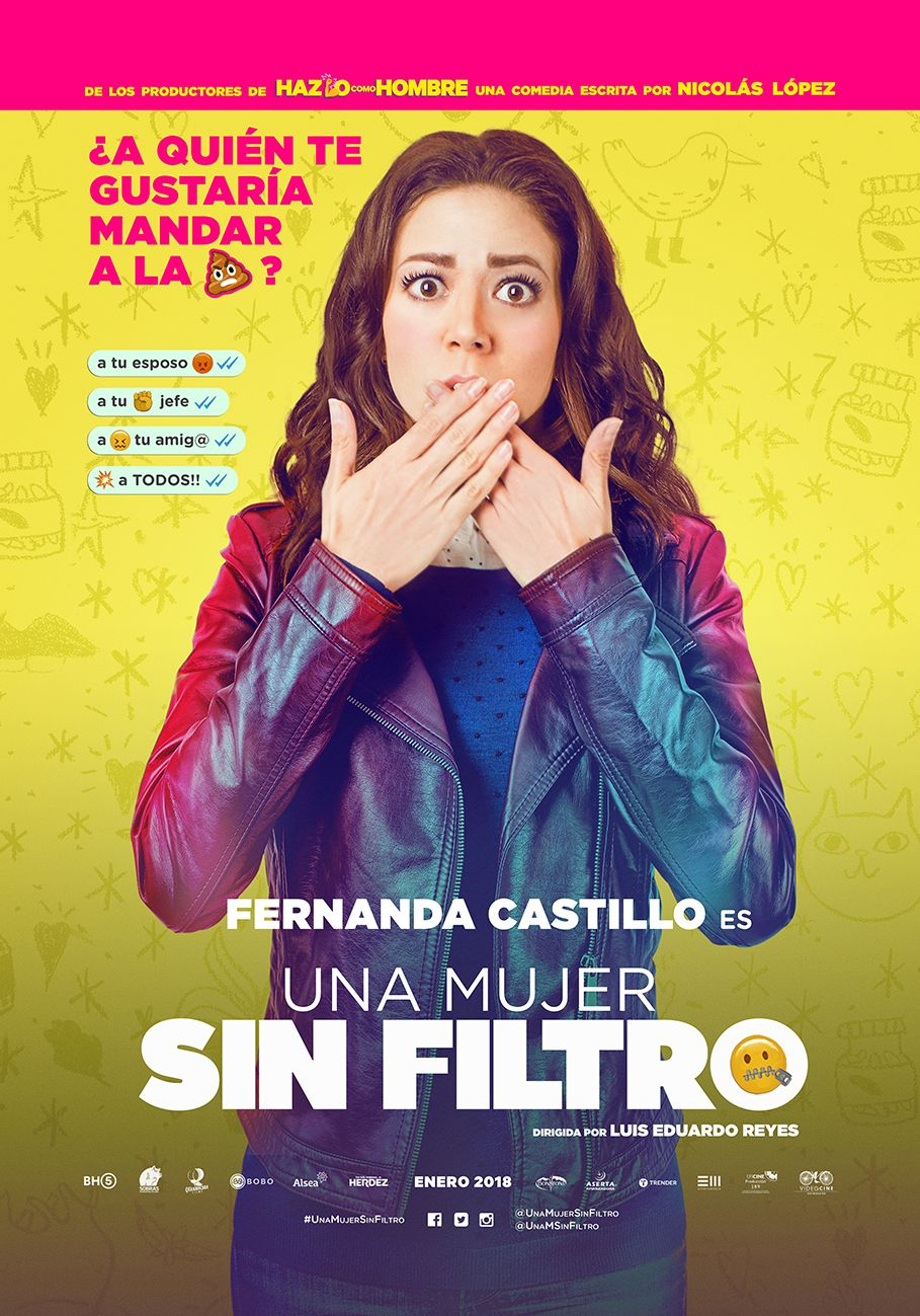 Ver Una Mujer Sin Filtro Online Gratis En Hd Latino Espanol Sub