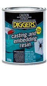 Products | Diggers Casting and Embedding Resin | Recochem - Australia