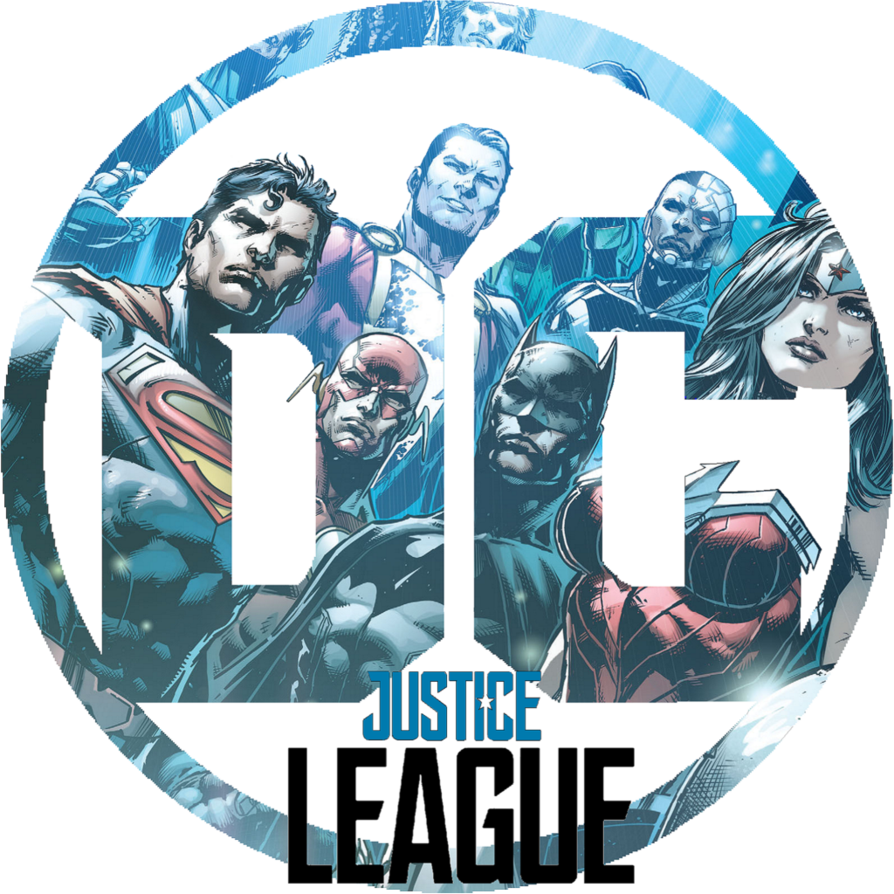 DC Logo for Justice League Ver. 3 by piebytwo Dc