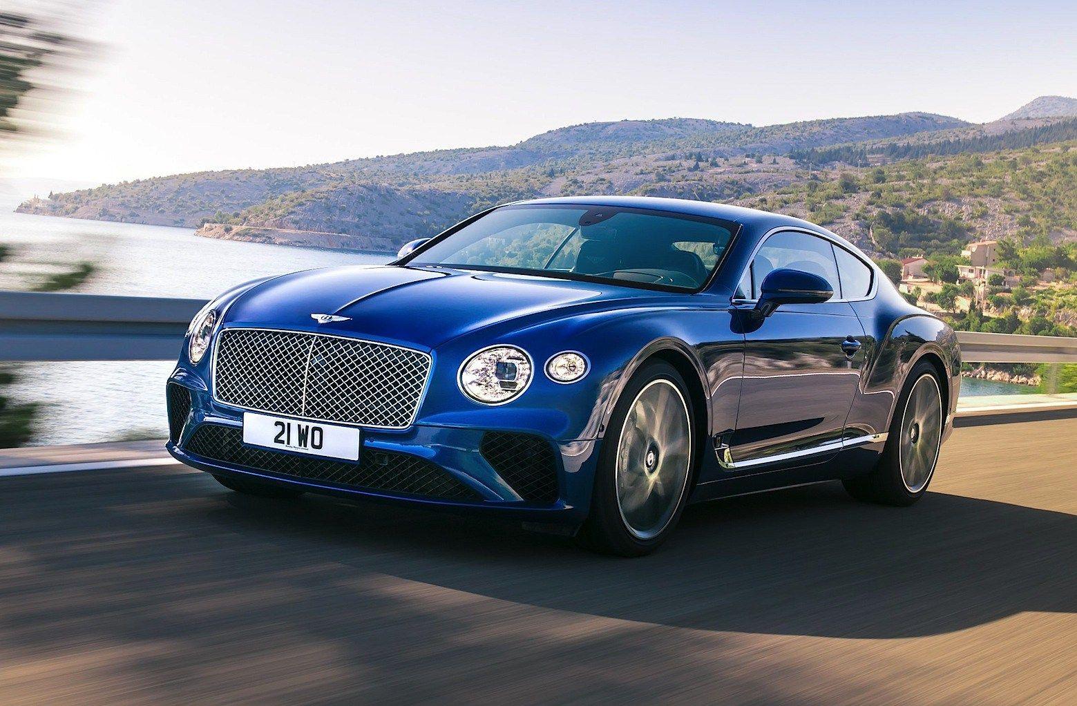Bentley Continental GT: fascino regale e potenza da brivido ...