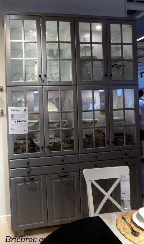Meuble de cuisine Toute hauteur IKEA Déco Pinterest Cuisine