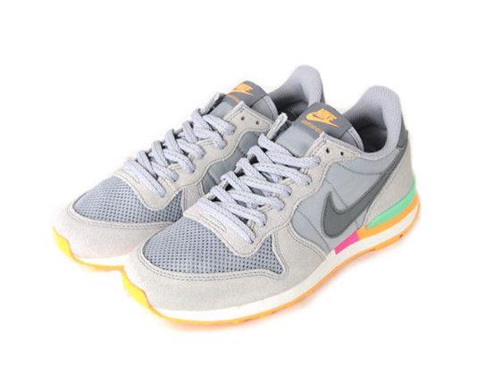 online store 73373 24c11 Nike   Internationalist Cool Grey Candy