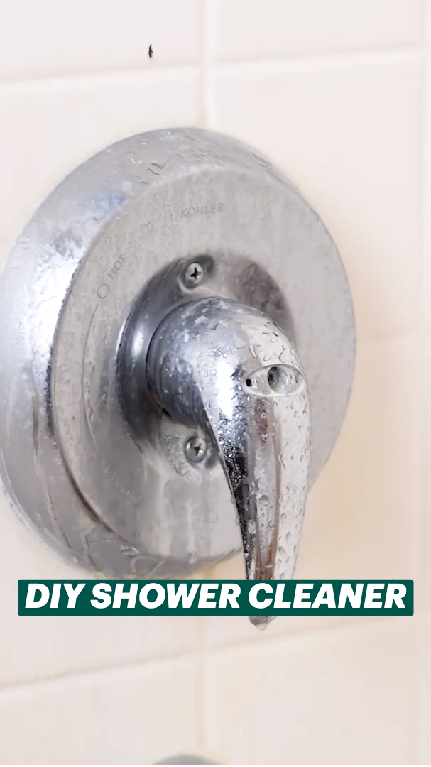 Zero Waste Ideas: DIY Shower Cleaner, Reusable Bags