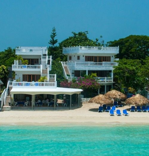 20 Bedroom Jamaica Beach House Alsoh Baby