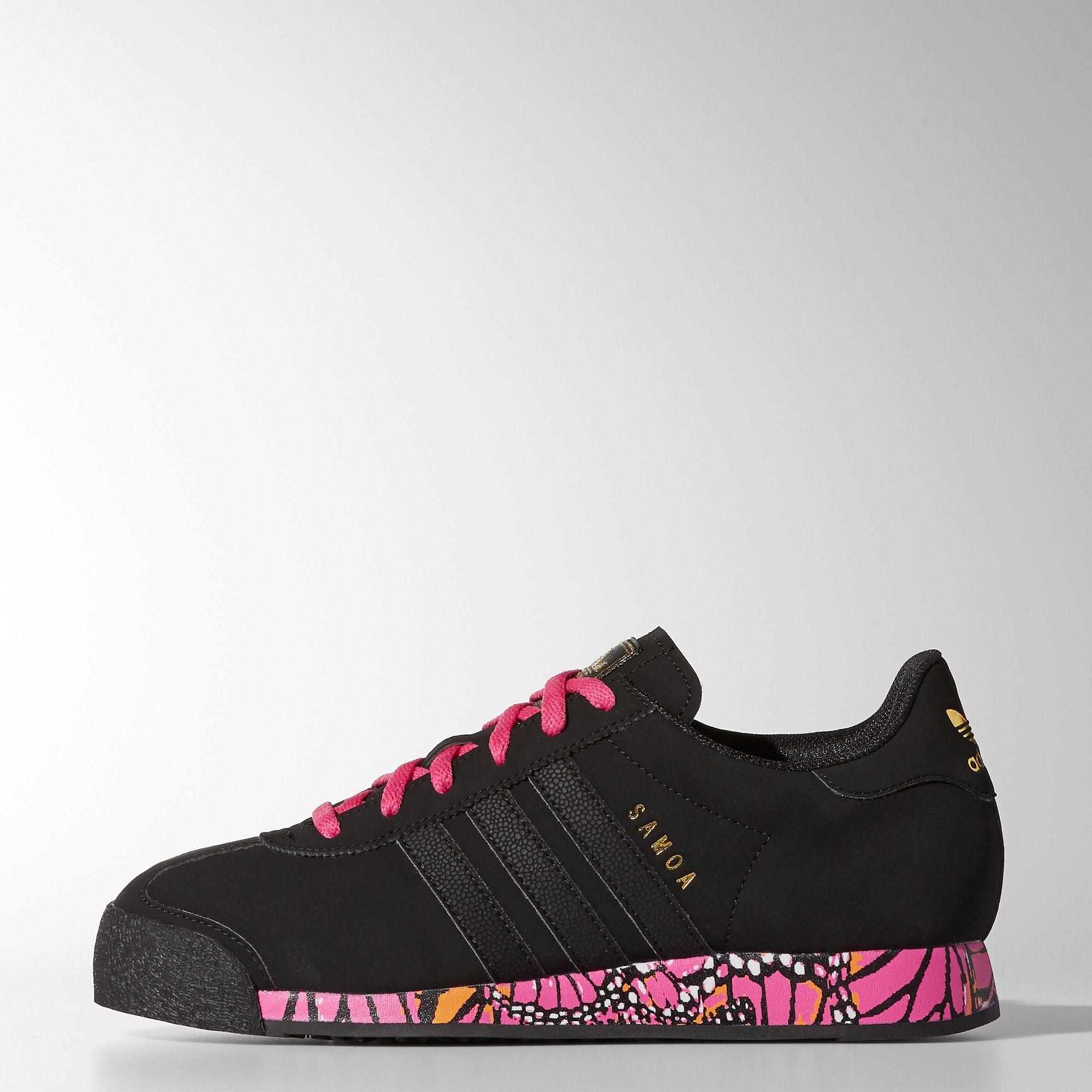 zapatillas adidas samoa mujer
