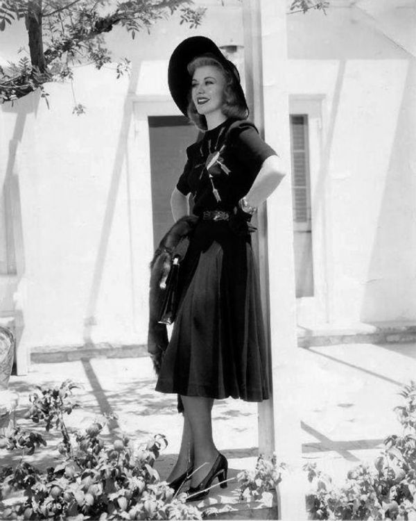 Ginger Rogers dress from Carefree