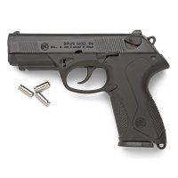 P4 Automatic 8mm Blank Firing Starter Pistol Starter Pistols