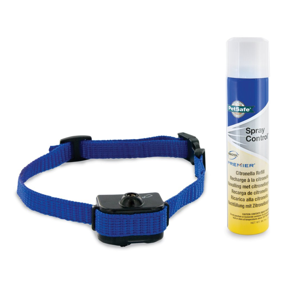 Elite Little Dog Spray Bark Collar By Petsafe Pbc00 11283 Affiliate Link In 2020 Dog Spray Little Dogs Pet Food Storage