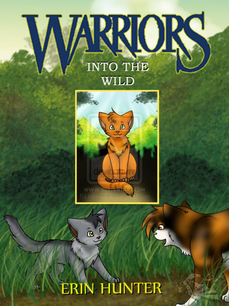 Warriors: Into The Wild Cover By Minmew On Deviantart