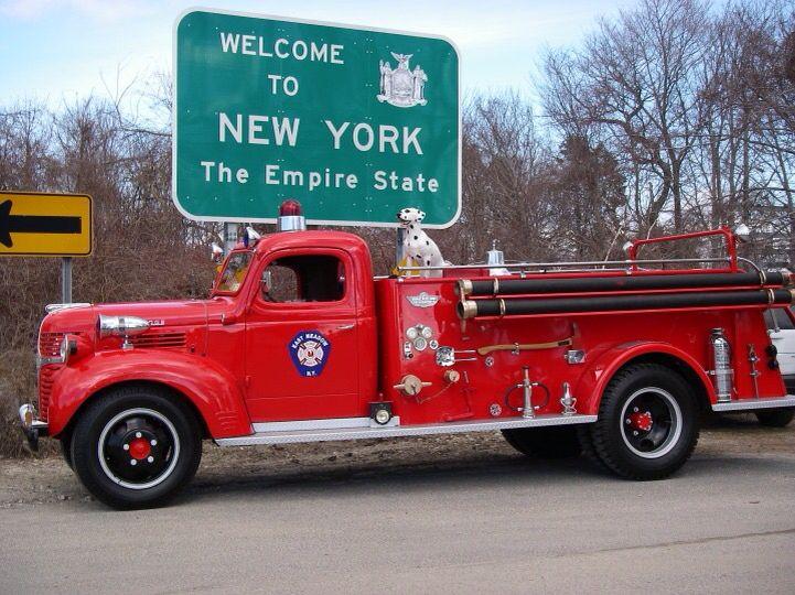 1946 Dodge Fire Truck...