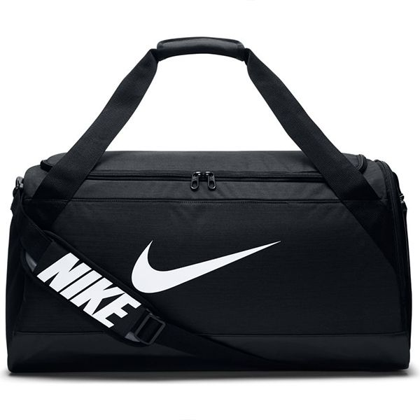 dfc717822ab Nike Brasilia Medium Training Duffel Bag Black/White | Wish list ...