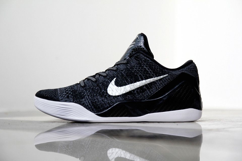 "A Closer Look at the Nike Kobe 9 Elite Low HTM ""Black"""