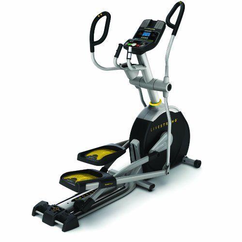 Livestrong Ls13 0e Elliptical By Livestrong Fitness Http Www Amazon Com Dp B0065mu6kq Ref Cm Sw R Pi Dp Ellipticals No Equipment Workout Workout Machines