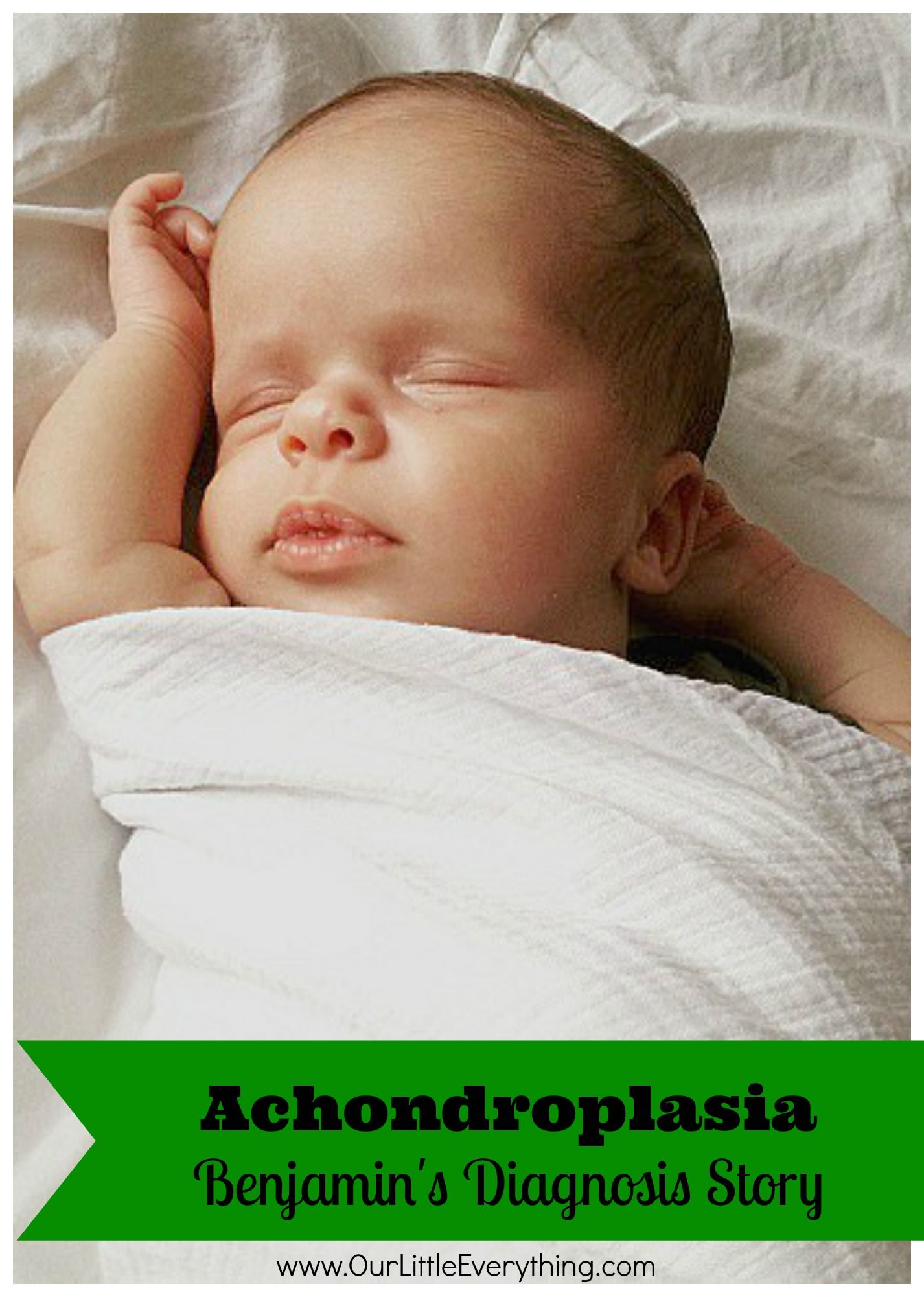 Our son Benjamin's Achondroplasia diagnosis story. From ...