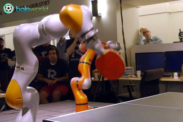 Mahasiswa Stanford Merancang Robot Yang Bisa Bermain Ping Pong Ping Pong Mahasiswa Game