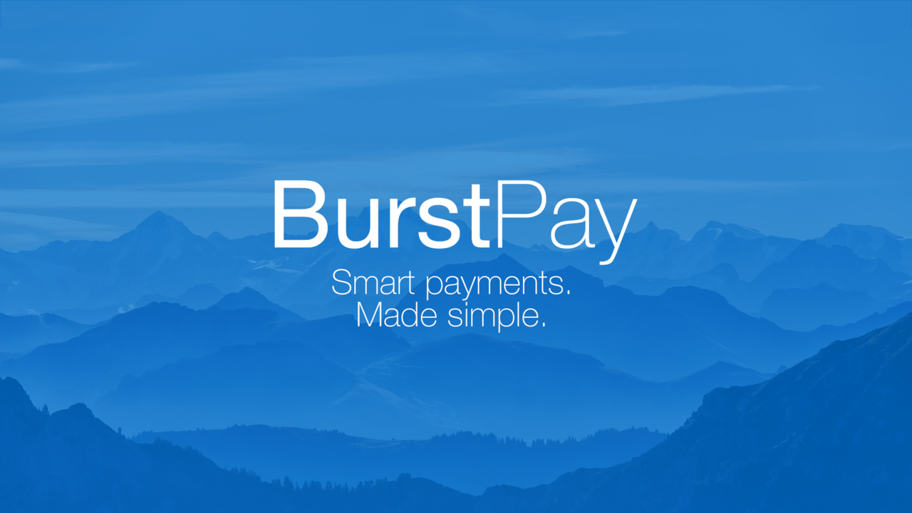 BurstPay - Send and receive Burst on the go