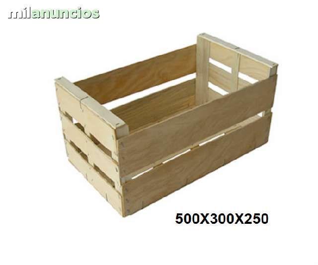 Cajas de madera nuevas hechas a mano t picas cajas de fruta m xima calidad chopo - Cajas de madera para frutas ...