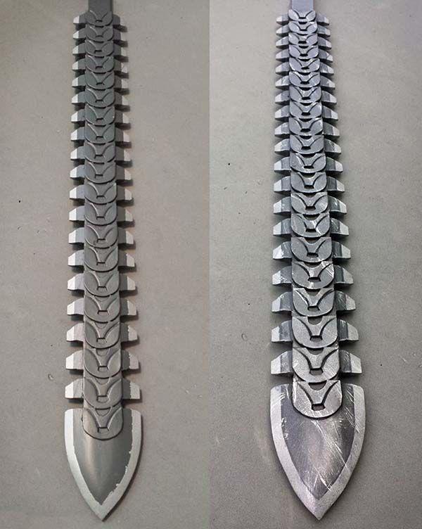 Pacific Rim Gipsy Danger Sword