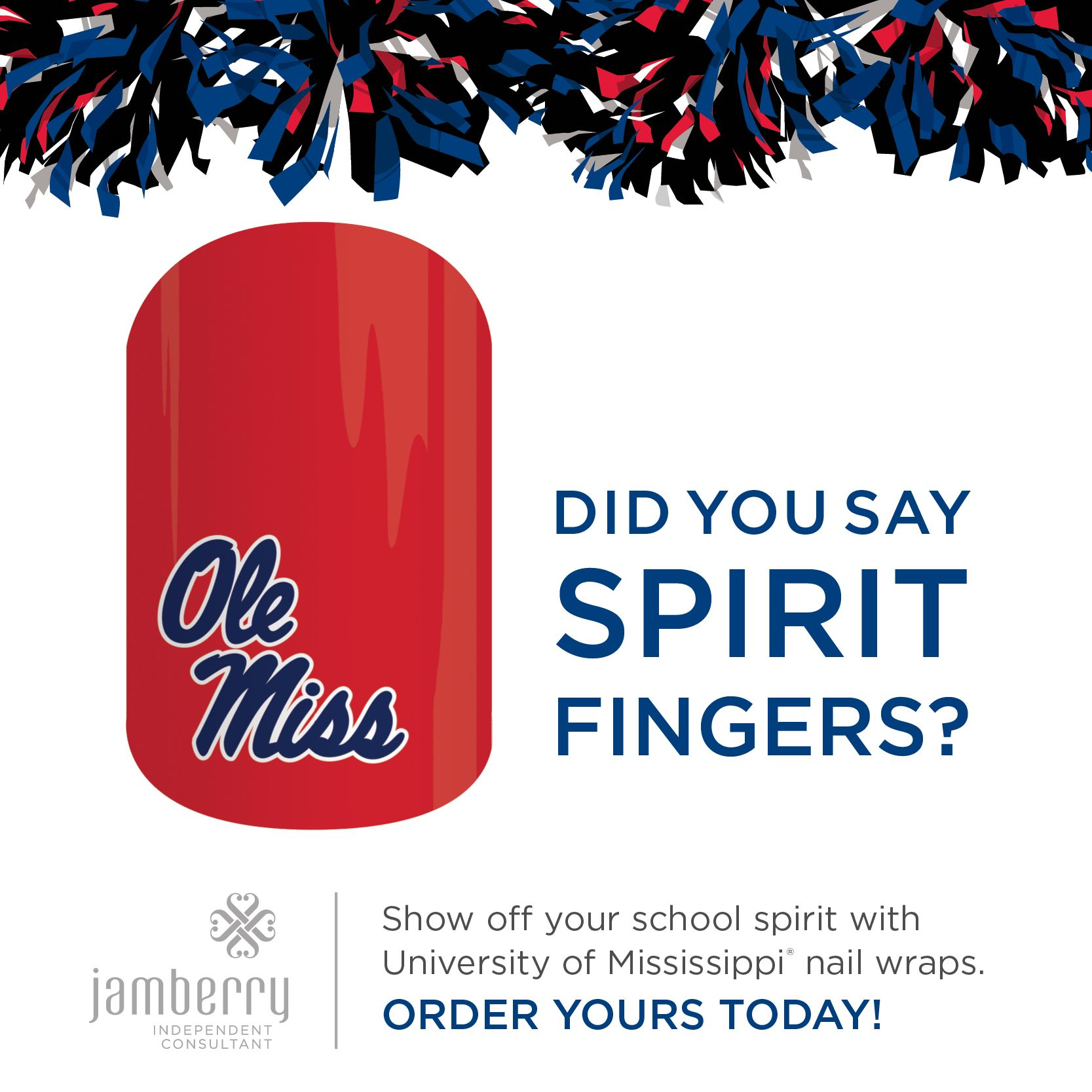 Not sure how I missed these OleMiss wraps the first time